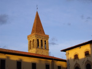 Sansepolcro_church_steeple